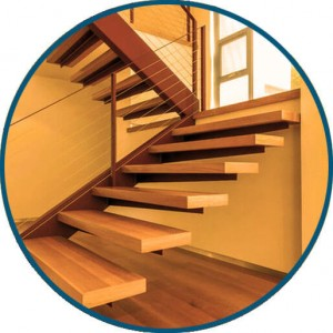 Консольная лестница - ООО Мир Лестниц